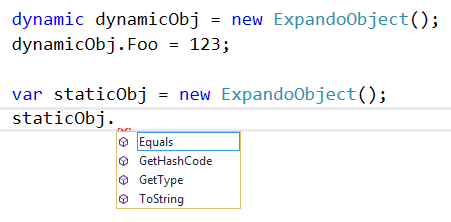 [C#] Hướng dẫn sử dụng Expando Object với từ khóa Dynamic