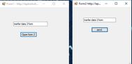 [C#] Hướng dẫn sử dụng delegate để truyền dữ liệu giữa 2 form