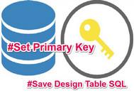 [SQLSERVER] Hướng dẫn fix lỗi không cho phép chỉnh sửa table ở chế độ Design