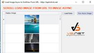 [VB.NET] Hướng dẫn cuộn chuột load image vào Grid View từ URL bất đồng bộ (Async load image to gridview big data)