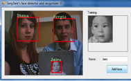 [C#] Chia sẽ source code nhận dạng nhiều khuôn mặt RealTime