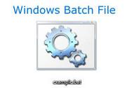 [SQLSERVER] Hướng dẫn tạo file backup Database bằng file BAT