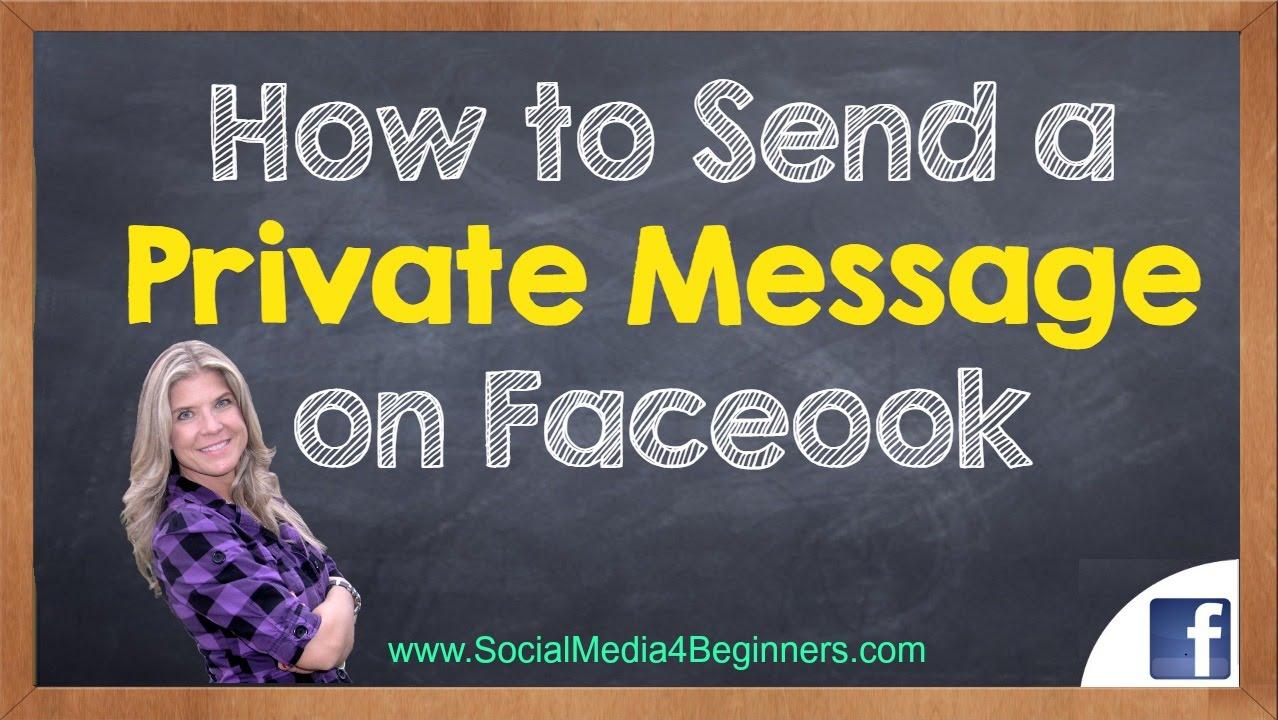 [C#] Hướng dẫn viết ứng dụng gởi tin nhắn private qua facebook