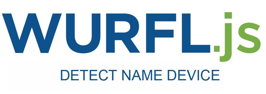 [Javascript] Hướng dẫn sử dụng WURFL.js để kiểm tra tên thiết bị di động đăng nhập website