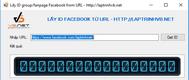 [C#] Hướng dẫn lấy ID Group hoặc Fanpage Facebook