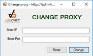 [C#] Cấu hình thay đổi Proxy Internet Connection lap trinh C#