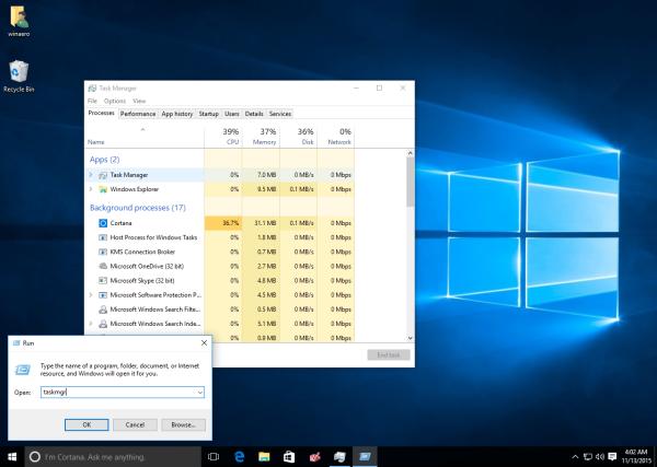 [C#] Viết ứng dụng Task Manager hiển thị các process đang chạy trên máy tính