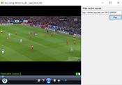 Chương trình xem truyền hình bóng đá trực tuyến sử dụng Sopcast.