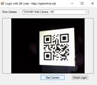Lập trình ứng dụng đăng nhập sử dụng QR code Camera sử dụng AForce.NET and Zxing.