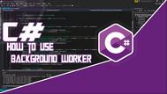 [C#] Hướng dẫn sử dụng Background Worker trong lập trình winform