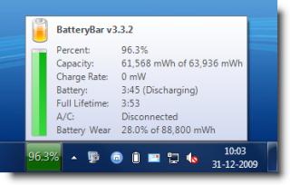 [C#] Hướng dẫn kiểm tra tình trạng dung lượng pin laptop