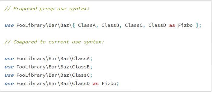 giới thiệu namespace trong php 7