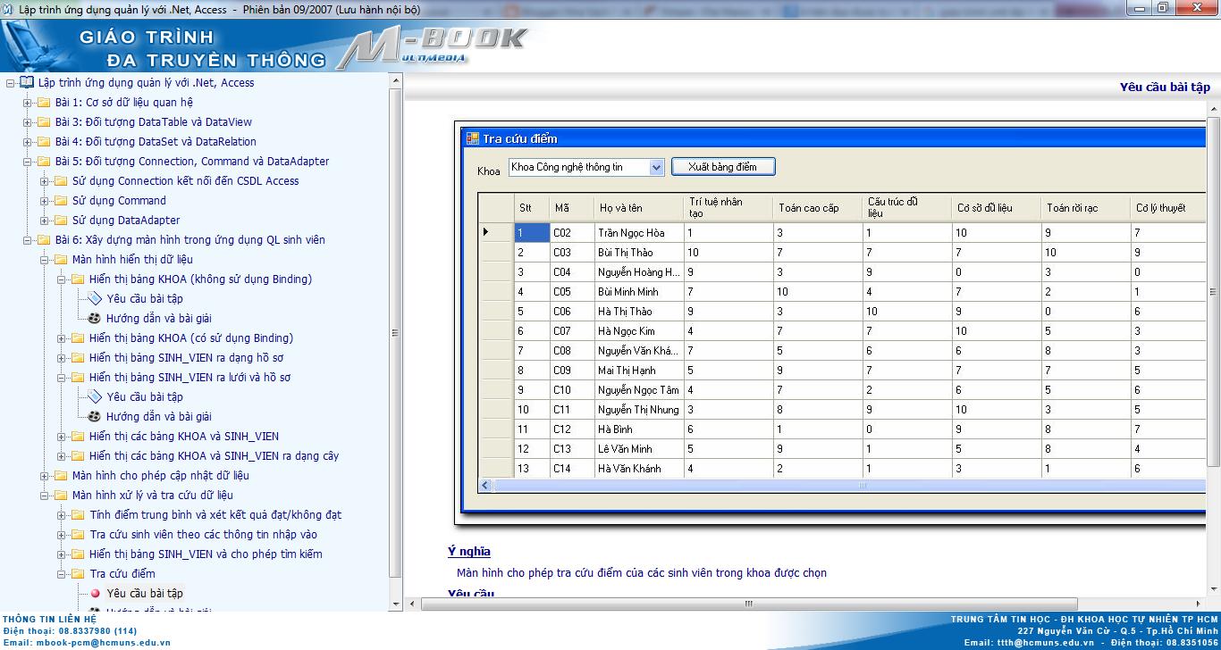 ebook lập trình ứng dụng