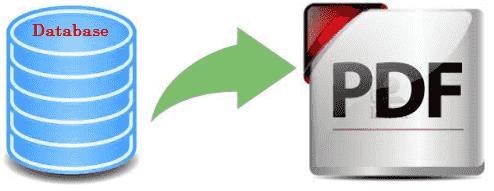 database to pdf file lập trình csharp