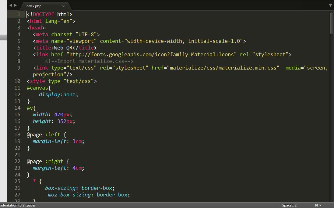 phần mềm lập trình web sublime text 3
