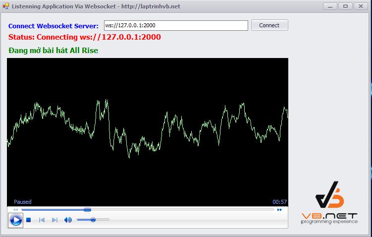 Websocket vb.net webserver
