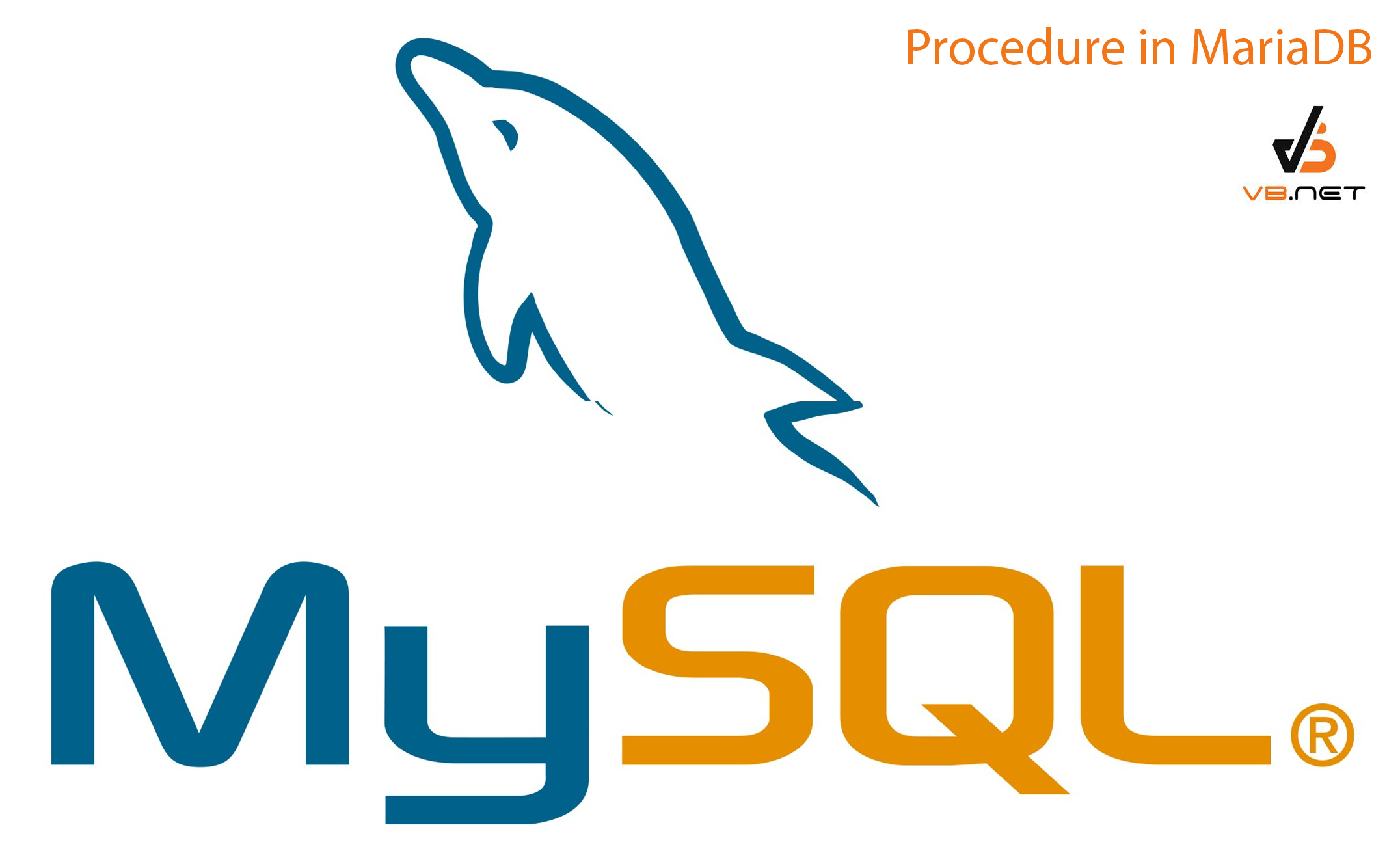 [MySQL - MariaDB]  Procedure