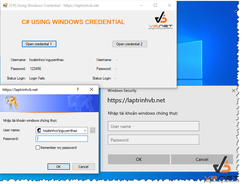 WindowsCredential_demo_csharp