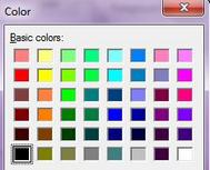 [C#] Hướng dẫn sử dụng Color Dialog để lấy mã màu lập trình Winform