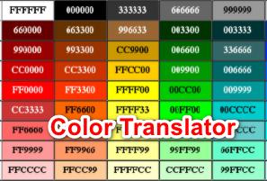[C#] Hướng dẫn sử dụng Color Translator để đọc mã màu từ HTML và ngược lại