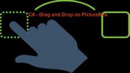 [C#] Hướng dẫn Drag Drop Image từ folder vào picturebox