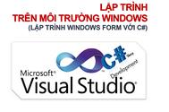 [EBOOK] Tài liệu lập trình C# Winform - Đại học Hutech Hồ Chí Minh