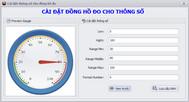 [DEVEXPRESS] Hướng dẫn sử dụng Gauge thiết kế đồng hồ đo trong lập trình C#