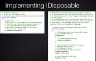 [C#] Hướng dẫn sử dụng IDisposabale và từ khóa Using trong csharp winform