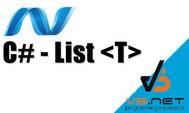 [C#] Hướng dẫn sử dụng List<T>  trong lập trình csharp