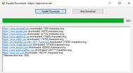 [C#] Hướng dẫn sử dụng Parallel Download trong lập trình csharp