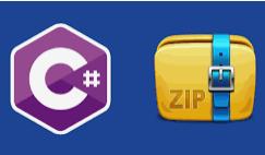 [C#] Hướng dẫn sử dụng thư viện SharpZipLib  nén và giải nén tập tin, thư mục Winform