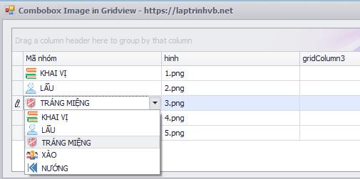 combobox_image_gridview