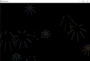 [C#] Chia sẽ source code Firework Effect trong Winform