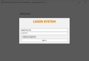 [DEVEXPRESS] Hướng dẫn sử dụng Flyout Dialog trên lập trình C#, winform