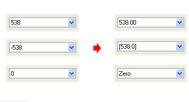 [DEVEXPRESS] Hướng dẫn format number số dương, số âm và số 0 trong Display Format