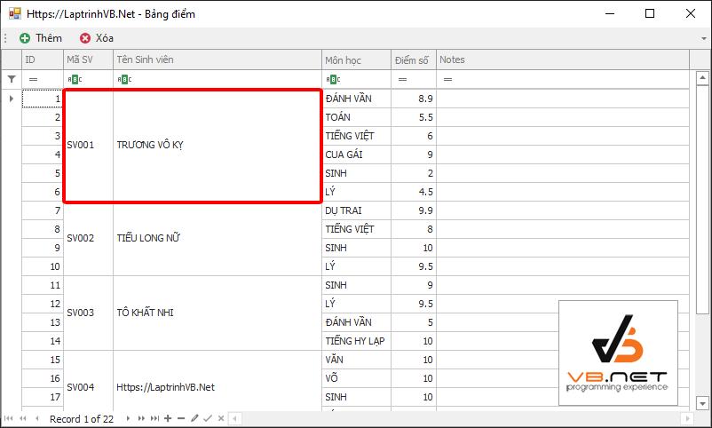 [C# - DEVEXPRESS] - Cell Merging GridView Devexpress