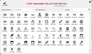 [SOFTWARE] Chia sẽ phần mềm lưu icon Font Awesome thành file png