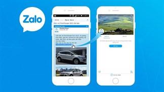 [WEB] Hướng dẫn thêm nút chia sẽ (share), quan tâm (follow), Chat Zalo vào website