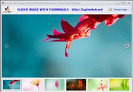 Hướng dẫn thiết kế image slider với thumbnails trong vb.net