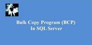 [SQLSERVER] Hướng dẫn sử dụng BCP để import và export dữ liệu hàng loạt trong SQL