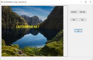 Viết chương trình thêm text vào hình ảnh (WaterMark Image use VB.NET)