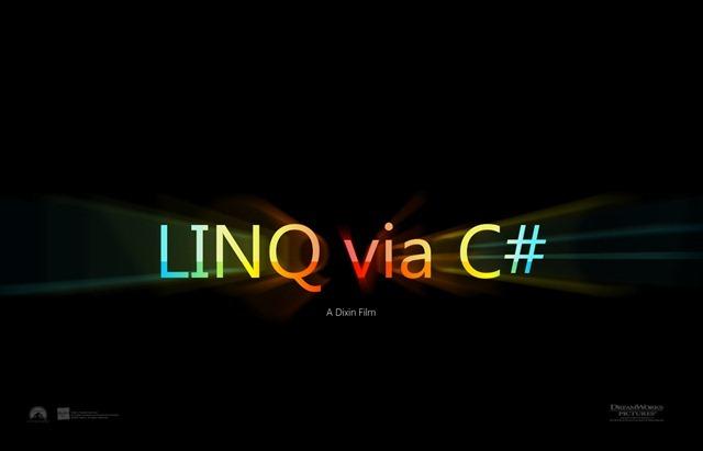 [C#] LINQ trong CSharp - Phần một