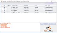 Lập trình cho phép chọn nhiều dòng dữ liệu trong grid control của devexpress (Selected multi row in devexpress)
