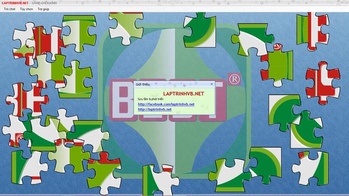 Viết trò chơi Ghép Hình bằng C#