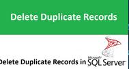 Hướng dẫn tìm kiếm và xóa dữ liệu trùng lắp Duplicate trong Microsoft Sqlserver 2016