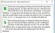 [C#] Hướng dẫn cách tạo drop cap giống trình soạn thảo văn bản Microsoft Word