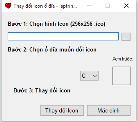 Hướng dẫn viết ứng dụng thay đổi (Icon ổ đĩa máy tính) bằng VB.NET