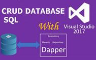 [C#] Hướng dẫn thêm, lưu, xóa, sửa, tìm kiếm sqlserver sử dụng thư viện Dapper ORM