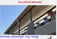 Hướng dẫn sử dụng File System Watcher trong thư viện System.IO