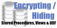 [SQLSERVER] Hướng dẫn mã hóa code Store Procedure, View, User Function